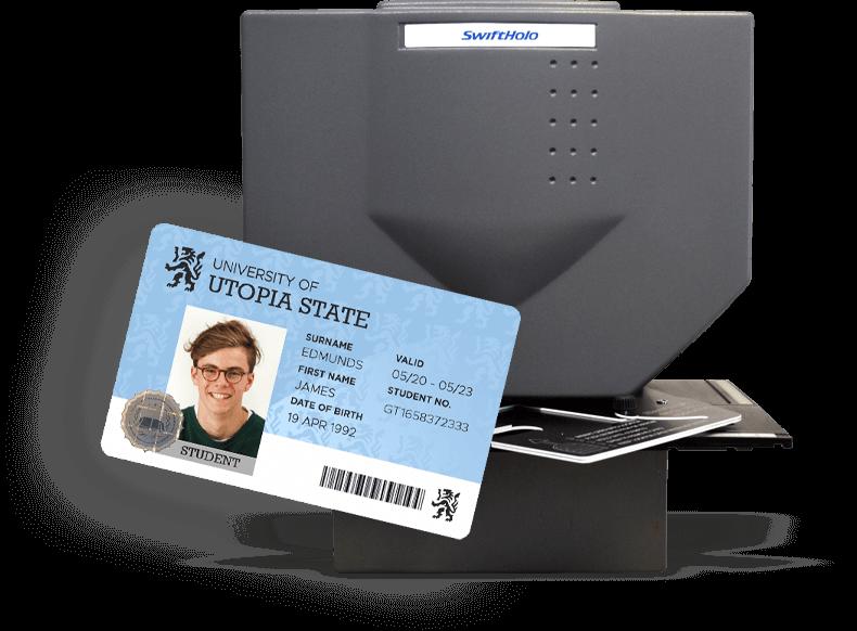 swiftholo-and-card